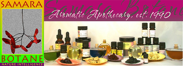Samara Botane Aromatic Apothecary